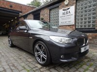 2013 BMW 5 SERIES 2.0 520D M SPORT GRAN TURISMO 5d AUTO 181 BHP £12695.00