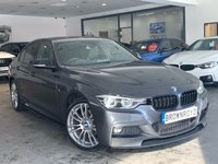 USED 2017 17 BMW 3 SERIES 2.0 320D XDRIVE M SPORT 4d AUTO 188 BHP M PERFORMANCE STYING+X-DRIVE
