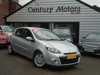 2012 RENAULT CLIO 1.5 DCI EXPRESSION PLUS 5d - ALLOYS + BLUETOOTH £4290.00