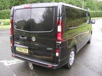 USED 2016 16 VAUXHALL VIVARO 1.6 2900 L2H1 CDTI P/V SPORTIVE 1d 114 BHP LWB Van - NO VAT Air Con, 55000 miles, Service History