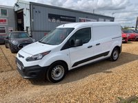 2016 FORD TRANSIT CONNECT 1.5 210 P/V 1d 100 BHP £7650.00