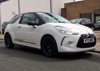 2013 CITROEN DS3 1.6 DSTYLE PLUS 3d 120 BHP £5595.00