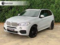 USED 2017 67 BMW X5 3.0 XDRIVE40D M SPORT 5d AUTO 309 BHP 7 SEATER