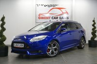 USED 2012 62 FORD FOCUS 2.0 ST-3 5d 247 BHP GOOD SPEC, DRIVES SUPERB, HPI CLEAR
