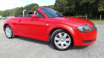 2004 AUDI TT 1.8 ROADSTER 2d 148 BHP £2000.00