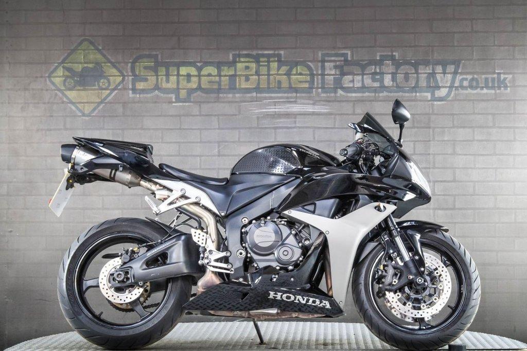 For Sale: Honda CBR600RR • The Bike Market