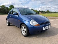 2008 FORD KA 1.3 STYLE CLOTH 3d 69 BHP £1495.00