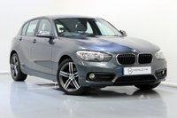 USED 2016 16 BMW 1 SERIES 1.5 118I SPORT 5d 134 BHP