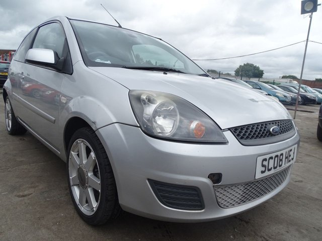 USED 2008 08 FORD FIESTA 1.2 ZETEC CLIMATE VERY CLEAN ALL ROUND
