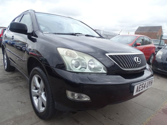 USED 2004 54 LEXUS RX 3.0 300 SE 5d AUTOMATIC GREAT SPEC