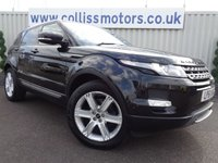2012 LAND ROVER RANGE ROVER EVOQUE 2.2 SD4 PURE TECH 5d AUTO 190 BHP £14995.00