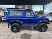 USED 1992 K LAND ROVER DEFENDER 2.5 90 TDI HT 2d 107 BHP