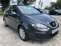 USED 2010 SEAT ALTEA 1.9 S TDI 5d 89 BHP
