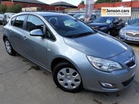 2010 VAUXHALL ASTRA 1.4 EXCLUSIV 5d 98 BHP £3690.00