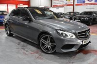 2016 MERCEDES-BENZ E CLASS 2.1 E220 BLUETEC AMG NIGHT EDITION PREMIUM 4d AUTO 174 BHP £17495.00