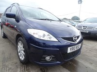 USED 2010 10 MAZDA MAZDA 5 1.8 TAKARA 7 SEATER PETROL DRIVES A1