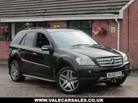 USED 2008 08 MERCEDES-BENZ M CLASS ML280 CDI EDITION S (UPGRADED ALLOYS) AUTO 5dr GREAT SPEC WITH UPGRADED ALLOY WHEELS