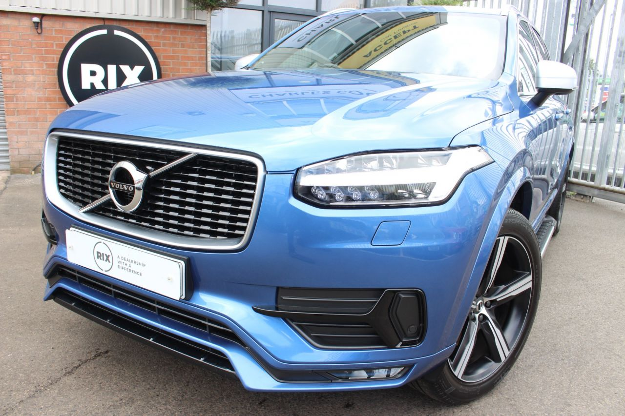 Used VOLVO XC90for sale