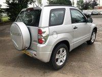 USED 2007 56 SUZUKI GRAND VITARA 1.6 VVT PLUS 3d 105 BHP