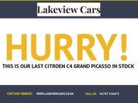 USED 2014 14 CITROEN C4 GRAND PICASSO 2.0 BLUEHDI EXCLUSIVE PLUS 5d AUTO 148 BHP
