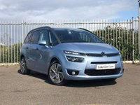 2014 CITROEN C4 GRAND PICASSO 2.0 BLUEHDI EXCLUSIVE PLUS 5d AUTO 148 BHP £9945.00