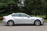 USED 2016 JAGUAR XE 2.0 GTDI PORTFOLIO 4d AUTO 237 BHP