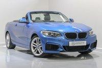 USED 2016 66 BMW 2 SERIES 1.5 218I M SPORT 2d AUTO 134 BHP