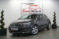 USED 2012 62 VAUXHALL ASTRA 1.6 SRI 5d 113 BHP *ONLY 41K, HPI CLEAR, DRIVES WELL*