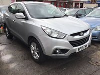 USED 2012 12 HYUNDAI IX35 1.6 STYLE GDI 5d 133 BHP 64000 miles, alloys, air/con, not to be missed, great value, superb.