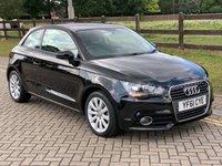 2011 AUDI A1 1.6 TDI SPORT 3d 103 BHP £5950.00