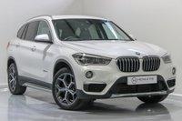 USED 2016 16 BMW X1 2.0 XDRIVE 20D XLINE 5d AUTO 188 BHP