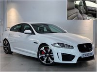 USED 2014 14 JAGUAR XF 5.0 V8 XFR-S [LOW MILES] [542 BHP]