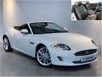 USED 2011 61 JAGUAR XK XK PORTFOLIO [HUGE SPEC][FJSH][LOW MILES]