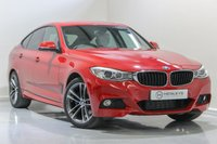 USED 2016 16 BMW 3 SERIES GRAN TURISMO 2.0 320D XDRIVE M SPORT GRAN TURISMO 5d AUTO 188 BHP