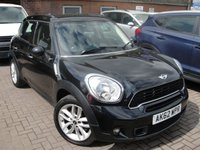 2012 MINI COUNTRYMAN 2.0 COOPER SD 5d 141 BHP £7500.00