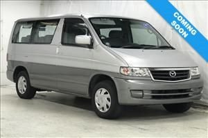View our MAZDA BONGO