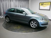 USED 2010 10 AUDI A3 1.6 MPI TECHNIK 3d 101 BHP £0 DEPOSIT FINANCE AVAILABLE, AUX INPUT, AIR CONDITIONING, BOSE SOUND SYSTEM, CD PLAYER, FM/AM RADIO, MULTI-FUNCTIONING STEERING WHEEL CONTROLS, TRIP COMPUTER