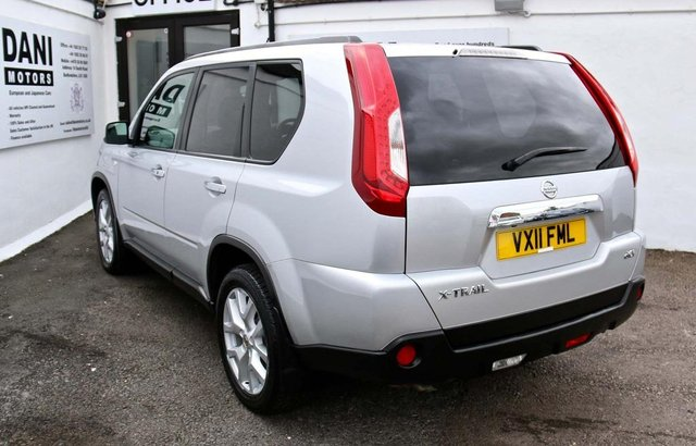 NISSAN X-TRAIL at Dani Motors