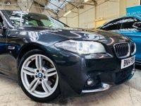 USED 2014 14 BMW 5 SERIES 2.0 520d M Sport 4dr PRO NAV 19S FAVELIFT FSH
