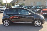 USED 2015 65 VOLKSWAGEN UP 1.0 Club up! 5dr SAT NAV*DAB*BLUETOOTH*AIR CON