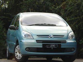 2004 CITROEN XSARA PICASSO 2.0 PICASSO DESIRE 16V 5d AUTO 138 BHP £1990.00