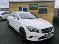 USED 2016 66 MERCEDES-BENZ CLA 2.1 CLA 220 D SPORT 4d AUTO 174 BHP ****FINANCE THIS CAR FROM £72 A WEEK****