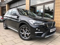 USED 2019 68 BMW X1 2.0 SDRIVE20I XLINE 5d AUTO 190 BHP