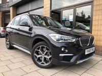 2019 BMW X1 2.0 SDRIVE20I XLINE 5d AUTO 190 BHP £24995.00