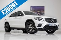2016 MERCEDES-BENZ GLC-CLASS 2.1 GLC 250 D 4MATIC AMG LINE PREMIUM PLUS 4d AUTO 204 BHP £29991.00