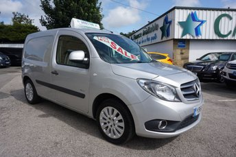 2016 MERCEDES-BENZ CITAN 111 1.5 CDI 110 LONG SPORT EDITION 5DR ( NO VAT !! ) £9989.00