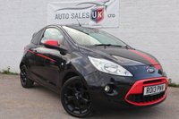 USED 2013 13 FORD KA 1.2 GRAND PRIX II 3d 69 BHP