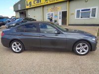 USED 2014 64 BMW 3 SERIES 2.0 325D SE 4d AUTO 215 BHP