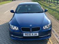 USED 2010 10 BMW 3 SERIES 2.0 320D SE 2d 181 BHP
