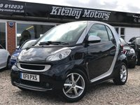 USED 2011 11 SMART FORTWO 1.0 PULSE MHD 2d AUTO 71 BHP